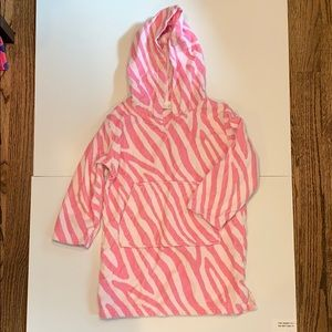 Pottery Barn Kids terrycloth cover up